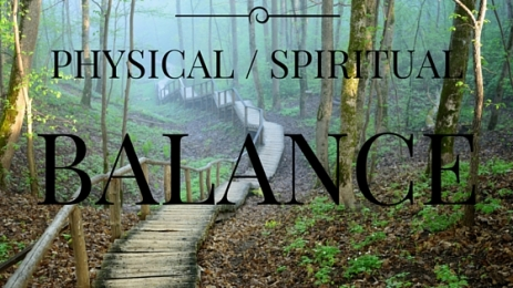 PHYSICAL - SPIRITUAL